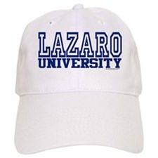 LAZARO University Baseball Cap