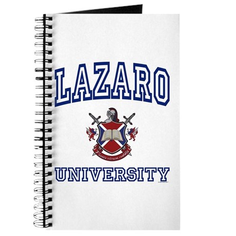 LAZARO University Journal