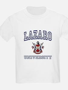 LAZARO University T-Shirt