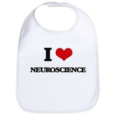 I Love Neuroscience Bib