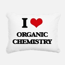 Unique Organic chemistry Rectangular Canvas Pillow