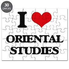 I Love Oriental Studies Puzzle