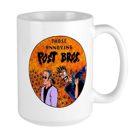 Post Bros1 Large Mug