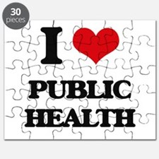 I Love Public Health Puzzle