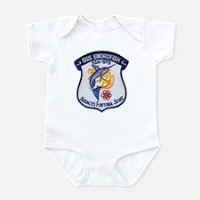 USS SWORDFISH Infant Bodysuit