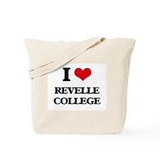 I Love Revelle College Tote Bag