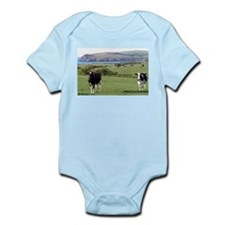 Pembrokeshire cows, Wales, United Kingdo Body Suit