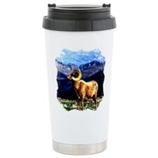 Full Curl Bighorn Travel Mug