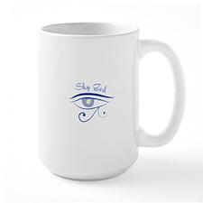 Eye_Of_Horus_Sky_God Mugs