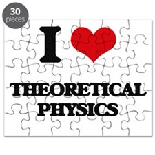 I Love Theoretical Physics Puzzle