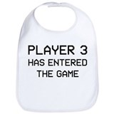 Gaming Cotton Bibs