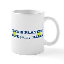 Cute Fuzzy balls Mug