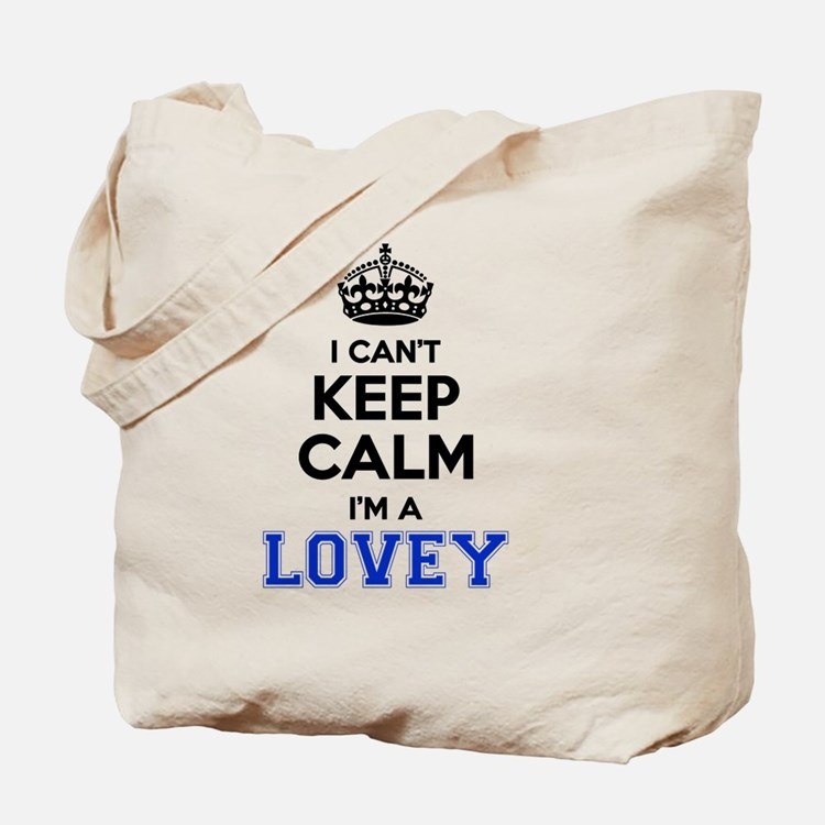 Cute Lovey Tote Bag