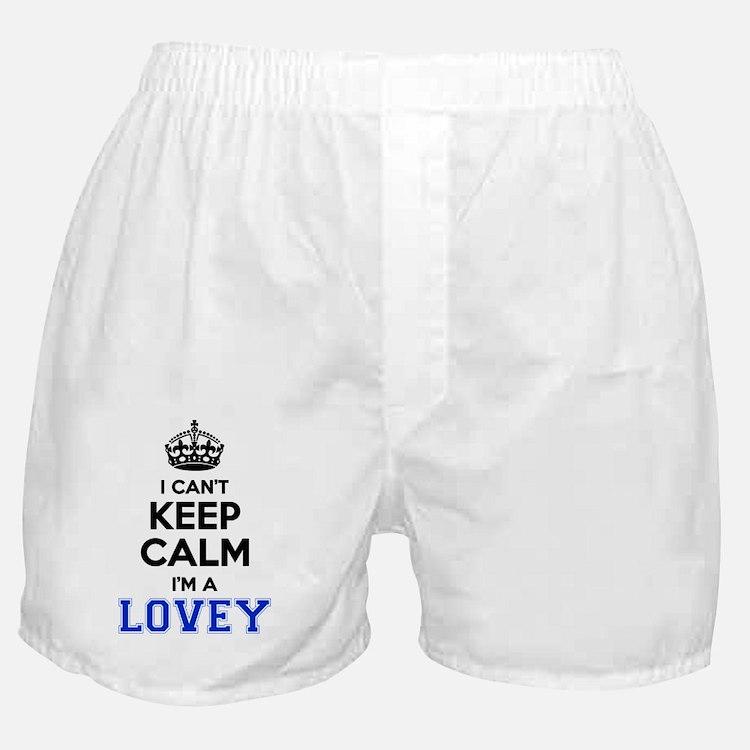 Cute Lovey Boxer Shorts