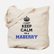 Funny Maberry Tote Bag