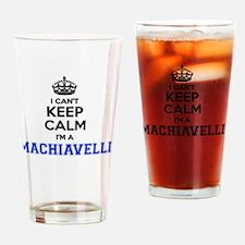 Cute Machiavelli Drinking Glass