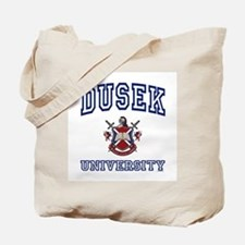 DUSEK University Tote Bag
