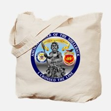 CV-60 Shellback Tote Bag