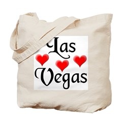 I Love Las Vegas Tote Bag