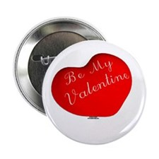 "Be My Valentine 2.25"" Button (100 pack)"
