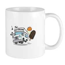 ICE CREAM TRUCK Mugs