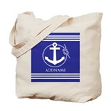 Anchors Canvas Totes