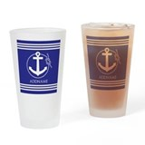 Anchors Pint Glasses