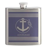 Anchors Flask Bottles