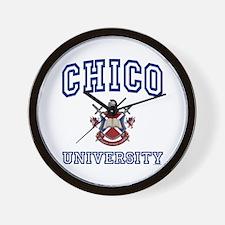 CHICO University Wall Clock