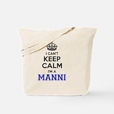 Cool Manni Tote Bag