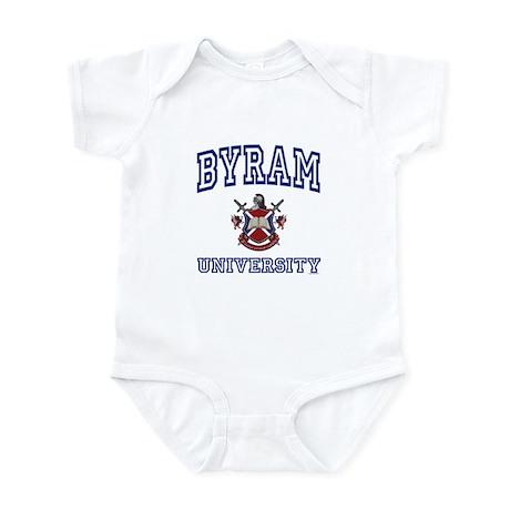 BYRAM University Infant Bodysuit