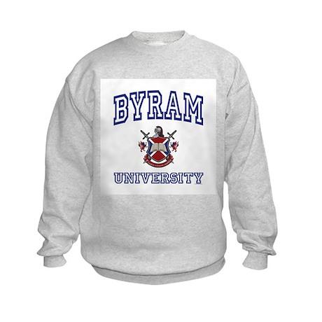 BYRAM University Kids Sweatshirt