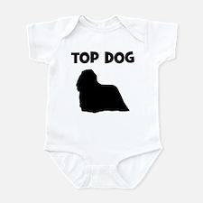 Komondor - top dog Infant Bodysuit