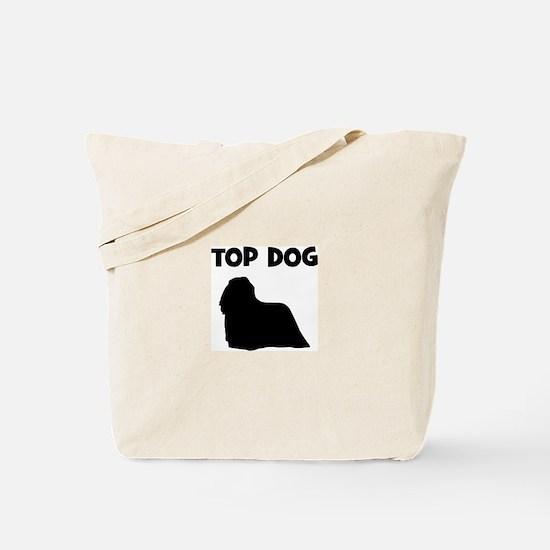 Komondor - top dog Tote Bag