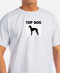 Italian Greyhound - top dog T-Shirt