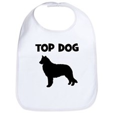 Belgian Sheepdog - top dog Bib