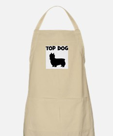 Silky Terrier - top dog BBQ Apron