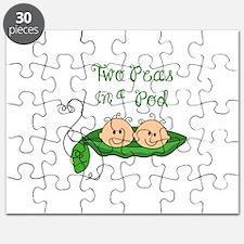Peas In A Pod Puzzle