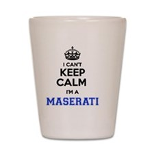 Cute Maserati Shot Glass