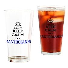 Cute Mastroianni Drinking Glass