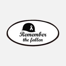 REMEMBER THE FALLEN Patches