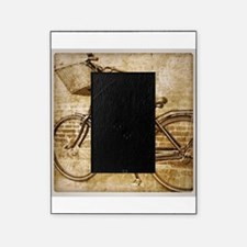 vintage Bicycle retro art Picture Frame