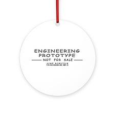 Prototype Rev. B Ornament (Round)