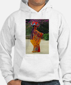 Okinawan Dancer Jumper Hoody