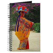 Okinawan Dancer Journal