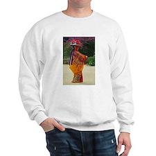 Okinawan Dancer Sweatshirt