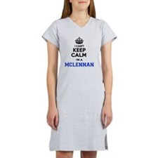 Cute Mclennan Women's Nightshirt