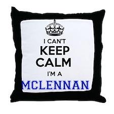 Funny Mclennan Throw Pillow