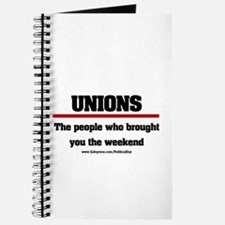 Union Weekend Journal