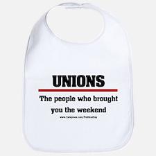 Union Weekend Bib